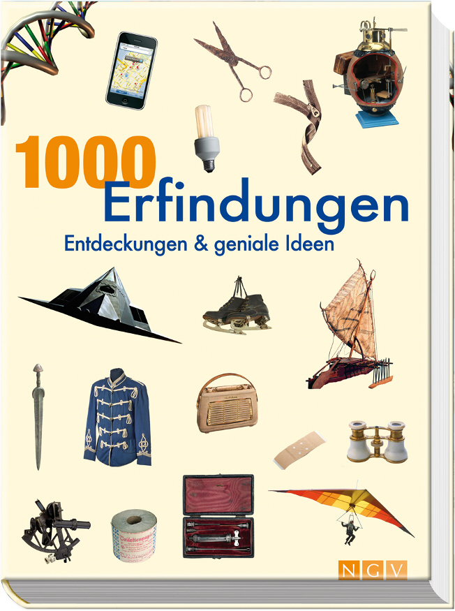 Erfindungen Naumann & Göbel Verlagsgesellschaft