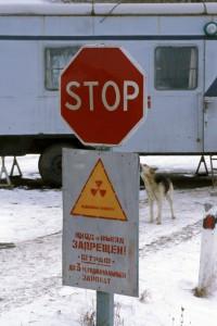 StoppschildTschernobyl-200x300 Fotos aus Tschernobyl