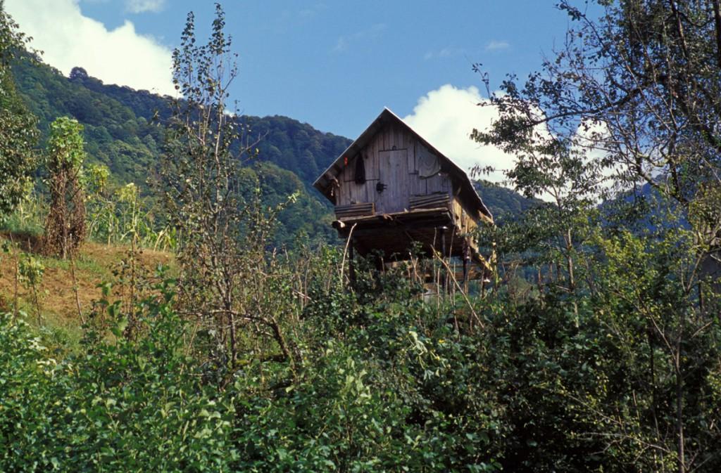 VorratshausGeorgien-1024x673 Georgien